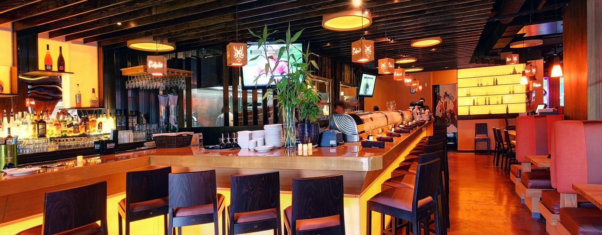 Kabuki Sushi Thai Tapas